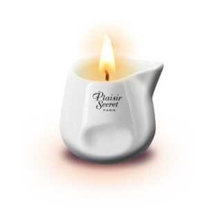"""Massagekerze """"Massage Candle"""" wird zum Massageöl"""