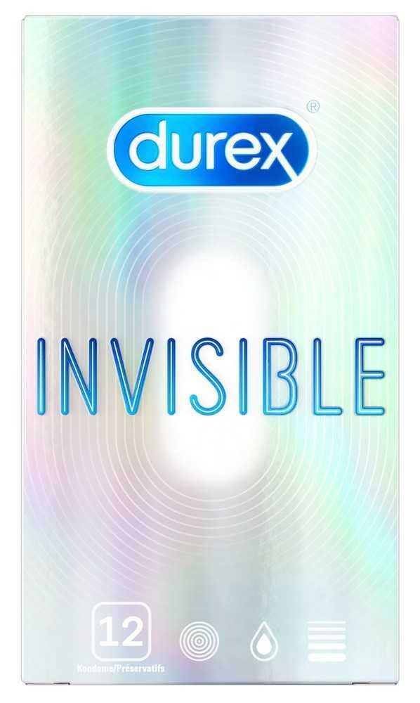 """Kondome """"Invisible"""""""