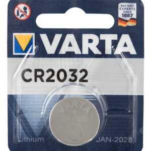 """10 x 1er Batterie """"CR2032"""""""