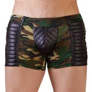 Pants im Camouflage-Look
