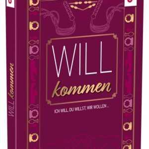 """ORION Buch """"WILLkommen"""""""