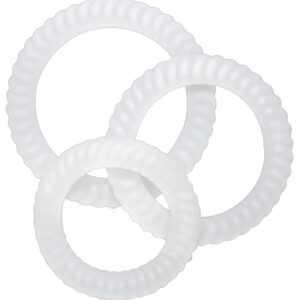 3-teiliges Penisring-Set