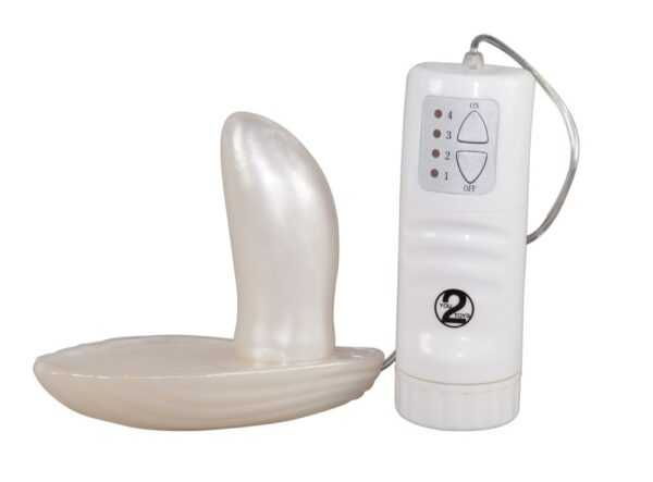 "Minivibrator ""BottiShelly"" mit Klitorisstimulator"