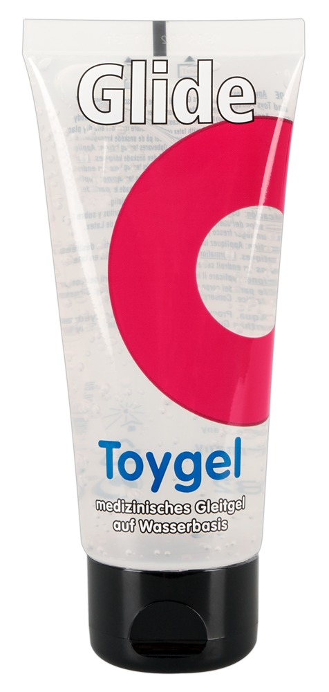 """Gleitgel """"Toygel"""" auf Wasserbasis"""