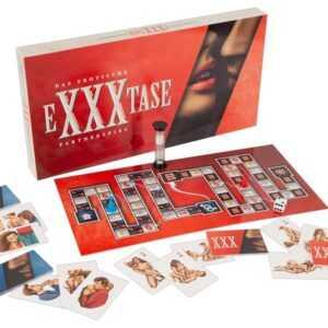 """Brettspiel """"Exxxtase"""" für Paare"""