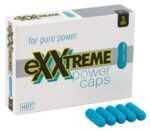 "Kapseln ""eXXtreme Power Caps"""
