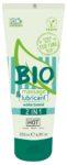 "Massage-& Gleitgel ""HOT BIO waterbased 2in1"" 100% bio"