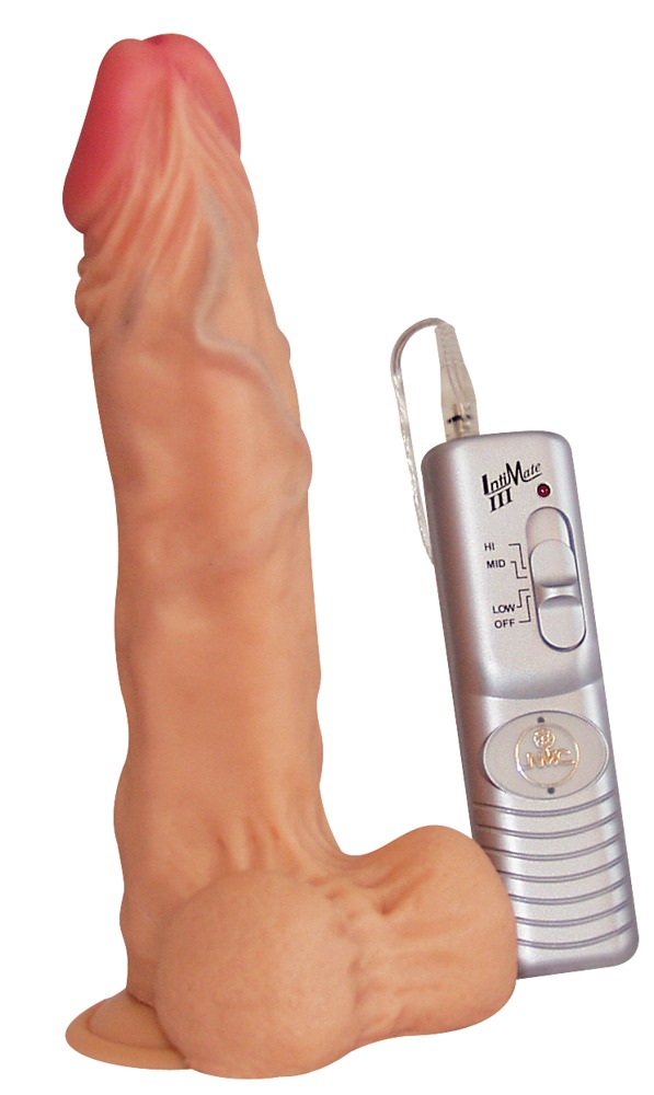 """Naturvibrator """"Authentic Reaction Dong"""""""