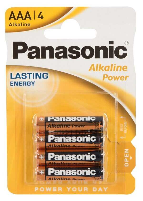 12 x 4er Batterie AAA
