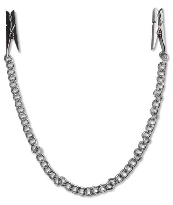 "Nippelklammern ""Nipple Chain Clips"""