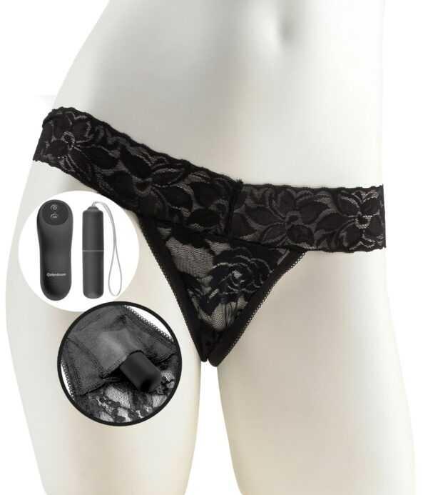 "Vibro-String ""Remote Control Vibrating Panties"""