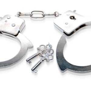 """Handschellen """"Metal Handcuffs"""""""