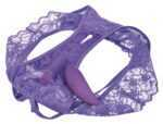 """Vibro-Slip """"Crotchless Petite Panty Thrill-Her"""""""