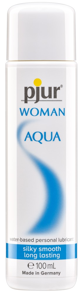 "Gleitgel ""Woman Aqua"" auf Wasserbasis"