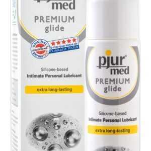 "Gleitgel ""Premium Glide"" auf Silikonbasis"