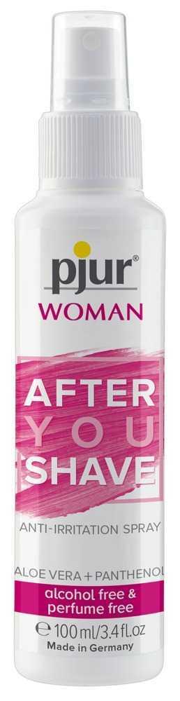 """Anti-Irritationsspray """"WOMAN After you shave"""" für den Intimbereich"""