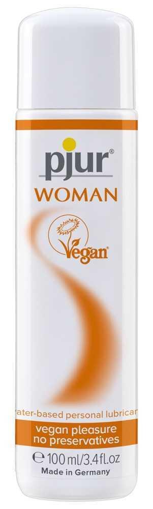 "Gleitgel ""WOMAN Vegan"" auf Wasserbasis"