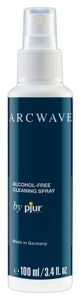 """Reinigungsspray """"Arcwave"""" by pjur"""