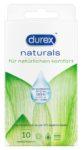 """Kondome """"Naturals"""" mit wasserbasierter Gleitgelbeschichtung aus 98% natürlichen Inhaltstoffen"""
